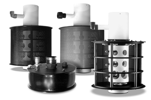 Self-Cleaning Strainers   Sure-Flo Fittings